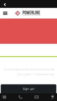 Powerline Kingdom Network apk screenshot