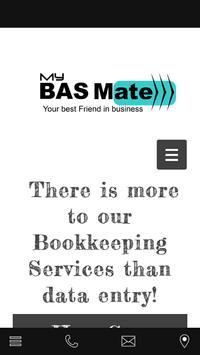 Pocket Bookkeeping poster