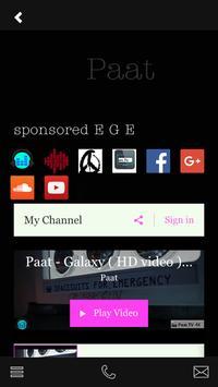 Paat songs app screenshot 1