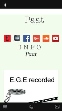 Paat songs app screenshot 4