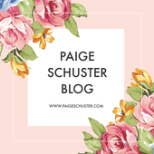 Paige Schuster Blog icon