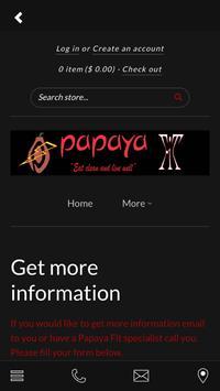 Papaya Fit apk screenshot