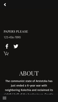 Papers Please APK-screenhot
