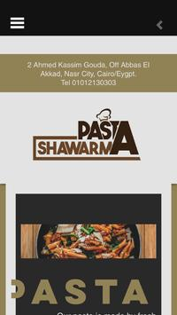 Pasta Shawarma screenshot 1