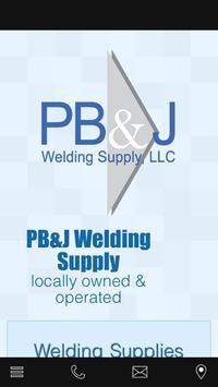 PBJ Welding Supply poster