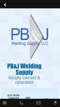 PBJ Welding Supply apk screenshot