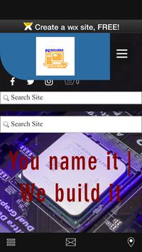 PC BUILDERS Mobile poster