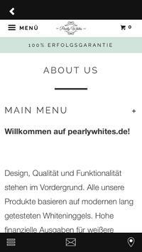 Pearly Whites apk screenshot