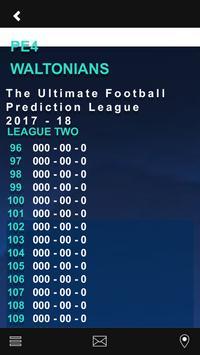 PE4 Predictions apk screenshot