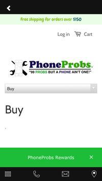 PhoneProbs apk screenshot