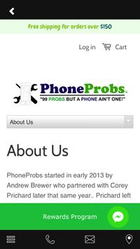 PhoneProbs poster