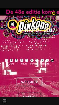 Pinkpop 2017 poster