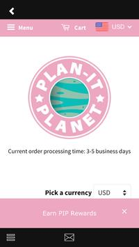PlanIt Planet apk screenshot