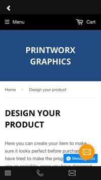 printworx graphics apk screenshot