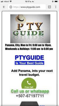 PTYGUIDE poster