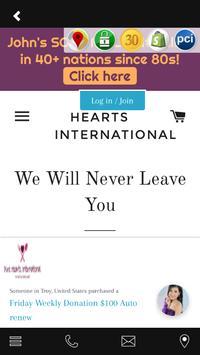 Pure Hearts International screenshot 3