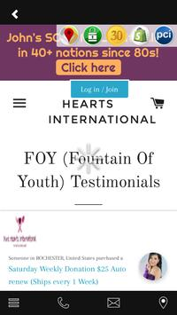 Pure Hearts International screenshot 4
