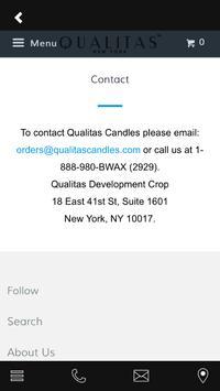 Qualitas Candles screenshot 5