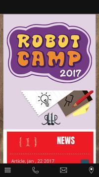 robotcamp poster
