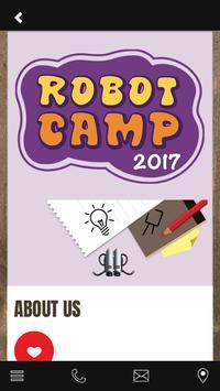 robotcamp apk screenshot
