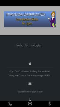 Robotechnologies apk screenshot