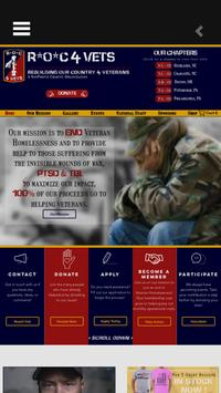 ROC 4 VETS poster