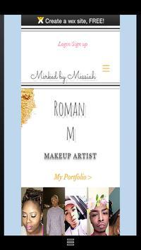 Roman M poster