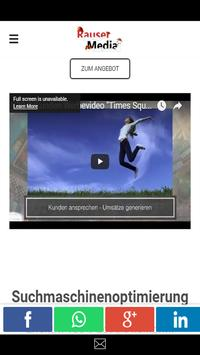 RauserMedia apk screenshot