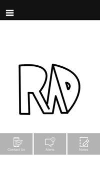 RADcomics MOBILE apk screenshot