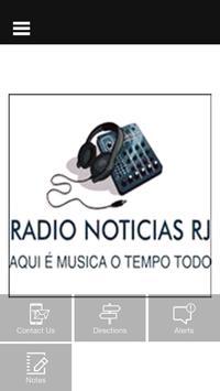 Radio noticias RJ screenshot 2