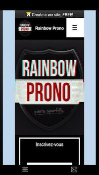 Rainbow Prono poster