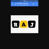 Raj app icon