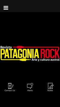 Revista Patagonia Rock poster