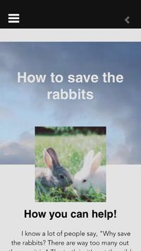 rejected rabbit rescue screenshot 1