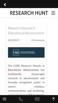 Research Hunt apk screenshot