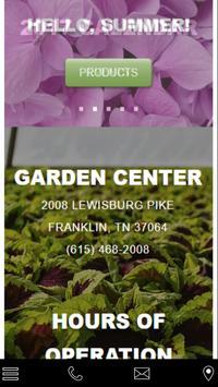 Riverbend Nurseries poster