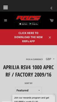 RRPs screenshot 2