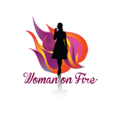 Woman on Fire icon
