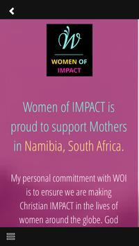 Women of Impact apk screenshot