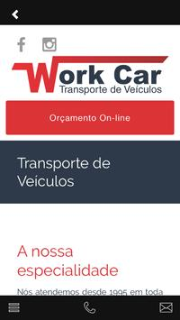 Work Car screenshot 3