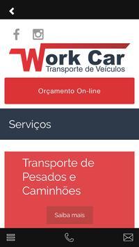 Work Car screenshot 1