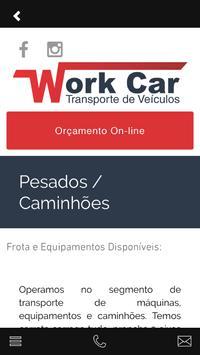 Work Car screenshot 2