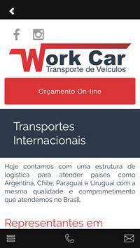 Work Car screenshot 4