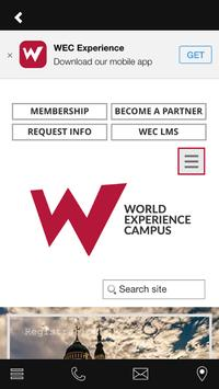 WORLD EXPERIENCE CAMPUS screenshot 2
