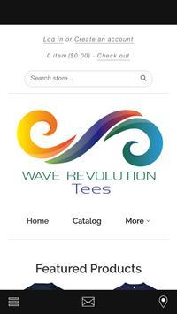 Wave Revolution poster