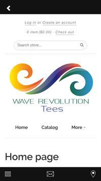 Wave Revolution apk screenshot