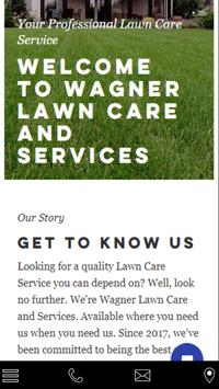 Wagner Lawn Care and Services poster