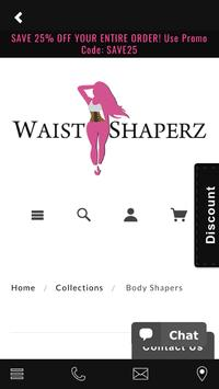 WaistShaperz apk screenshot