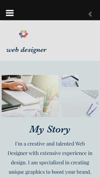 Web Designer screenshot 1
