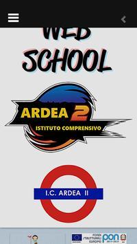 Web School ARDEA 2 poster